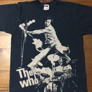 Vintage The Who T-shirt